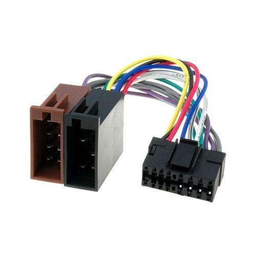 KD ISO kabel voor JVC (30 x 12mm) autoradio