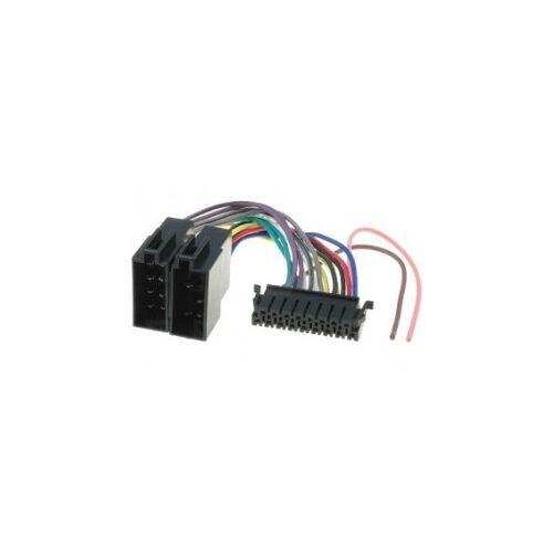 KD ISO kabel voor SONY (41x8.5mm) autoradio