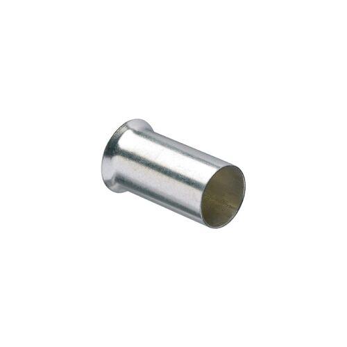 KD Adereindhuls niet geisoleerd 10mm² per stuk