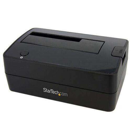 StarTech USB 3.0 naar SATA Docking Station voor 2,5/3,5-inch Harde Schijven