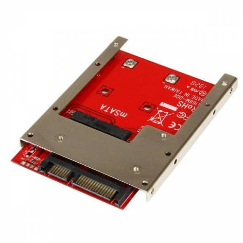 StarTech mSATA SSD naar 2,5 inch SATA-adapter / converter