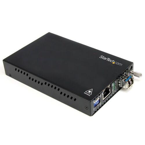 StarTech Glasvezel Converter Gigabit 1000Mbit MM Glasvezel LC 550m