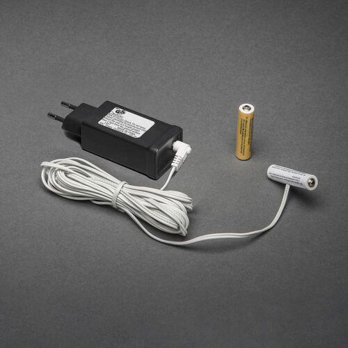 KD 230V - 2x AAA Adapter voor batterijartikelen