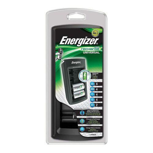 Energizer Batterijlader NiMH voor AA/AAA/C/D/9V