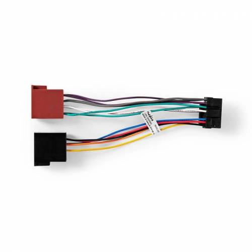 Nedis ISO kabel voor JVC autoradio