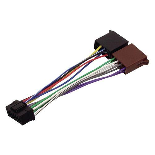 Nedis ISO kabel voor Sony autoradio