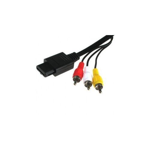 OTB Gamecube, SNES, N64 Audio/Video kabel 1,8m