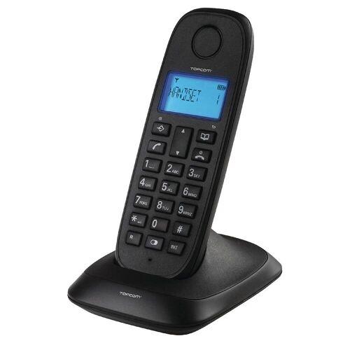 DECT telefoon TOPCOM zwart