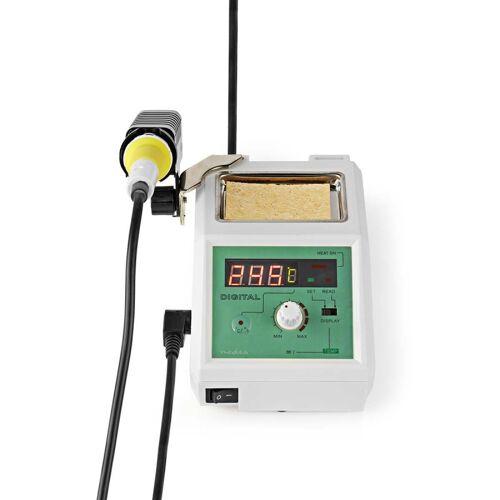 Nedis Digitaal soldeerstation 160-480 graden celcius