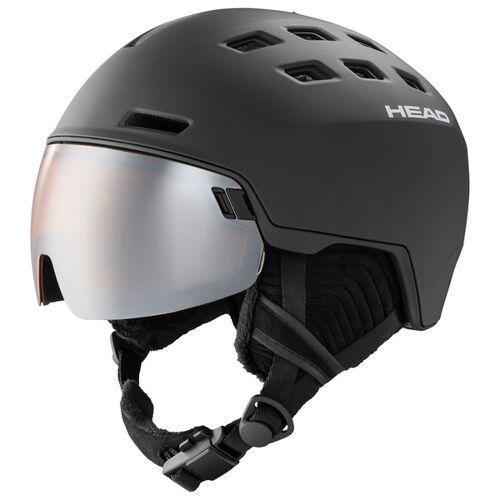 Head Radar black 323 420  - Zwart - Size: 52