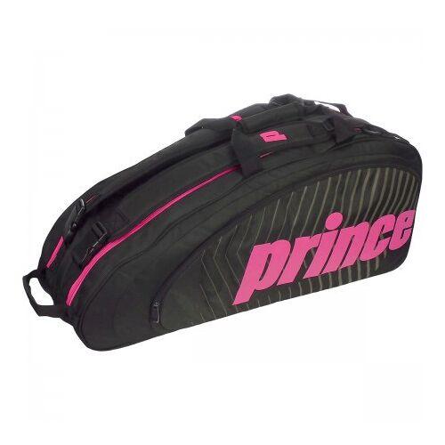Prince Tennistas tour futures 6 black pink  - Roze - Size: One Size