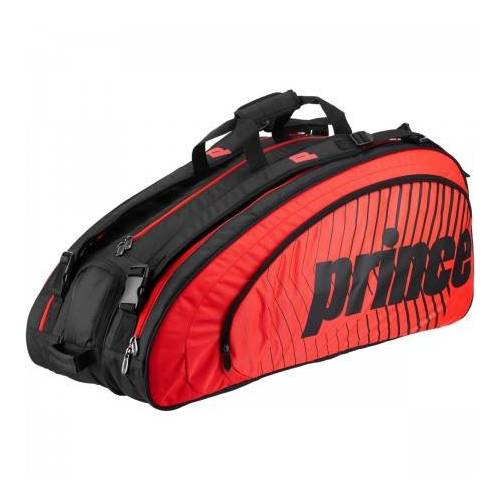 Prince Tennistas tour challenger 12 black red  - Rood - Size: One Size