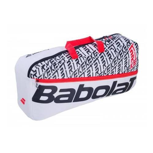 Babolat Tennistas duffle medium pure strike white red 2020  - Wit - Size: One Size