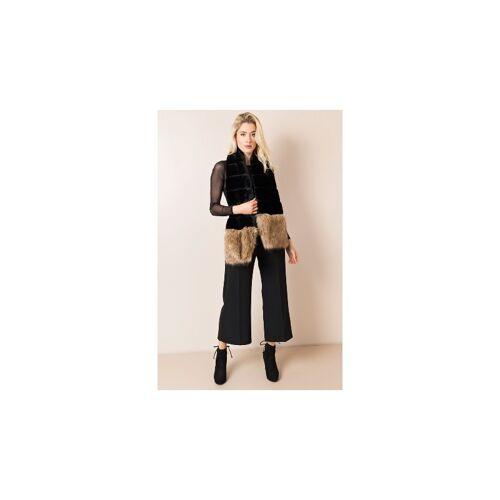 Pia Rossini Houston sjaal sjaals  - Zwart - Size: One Size