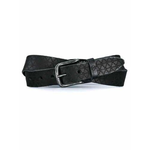 Fasten Your Beans Belts Trigon  - Zwart - Size: One Size