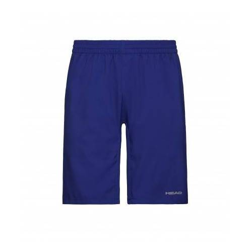 Head Tennisbroek men bermudas club royal-xxl  - Blauw - Size: 2X-Large