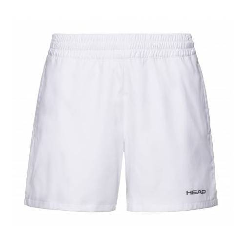 Head Tennisbroek women shorts club white-xs  - Wit - Size: Small