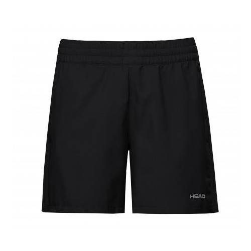 Head Tennisbroek women shorts club black-xs  - Zwart - Size: Large