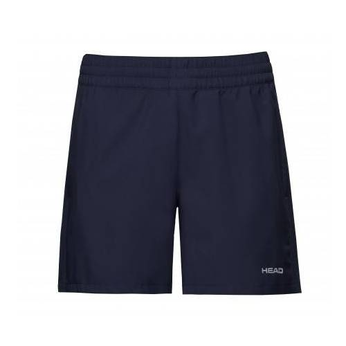 Head Tennisbroek women shorts club dark blue-m  - Blauw - Size: Small