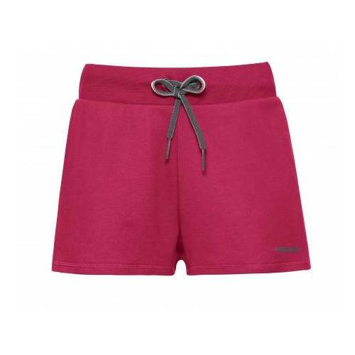 Head Tennisbroek women shorts club ann magenta-s  - Roze - Size: Small