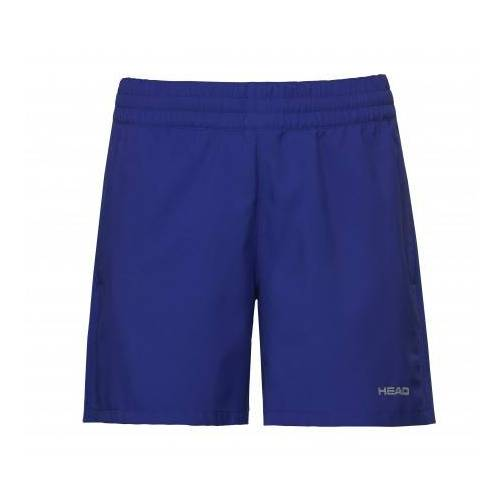 Head Tennisbroek women shorts club royal-xxl  - Blauw - Size: 2X-Large