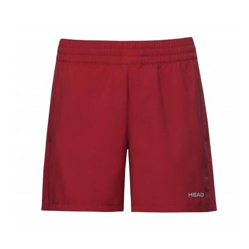 Head Tennisbroek women shorts club red-xl  - Rood - Size: Extra Large