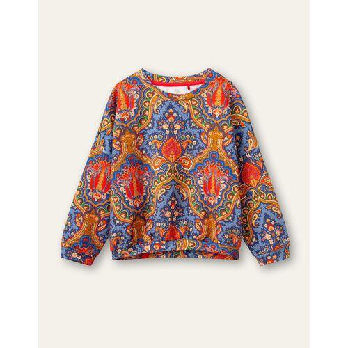 Oilily Hooi sweater-  - Blauw - Size: 92