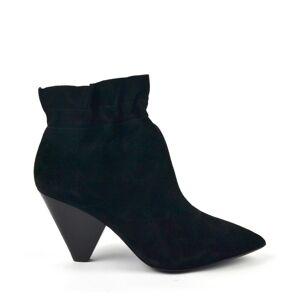 Ash Korte laarzen  - Zwart - Size: 40