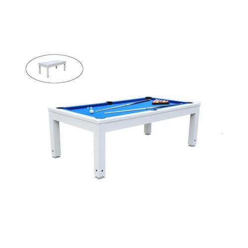 Unique Biljart SNOOKER tafel moduleerbaar - 207 x 114 x 79 cm