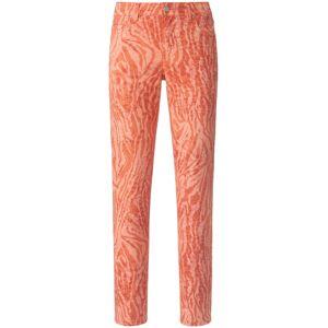 ANGELS Dames Regular Fit-jeans model Cici Slim Leg Van ANGELS oranje