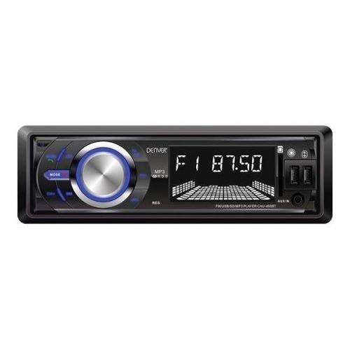 Denver Cau-450bt - Autoradio Met Bluetooth, Dubbele Usb, Sd-kaartsleuf En Aux