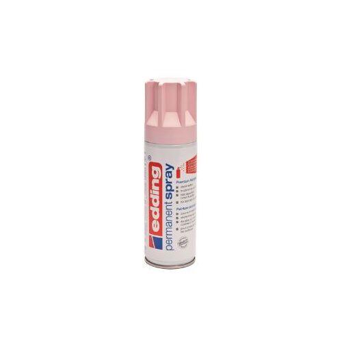 Edding Verfspuitbus Edding 5200 Permanent Spray Mat Pastelroze