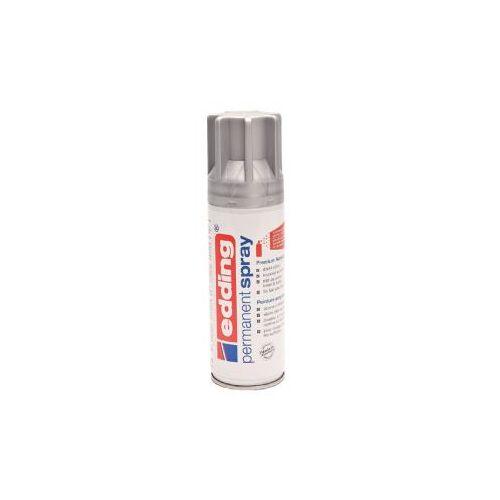 Edding Verfspuitbus Edding 5200 Permanent Spray Mat Zilver