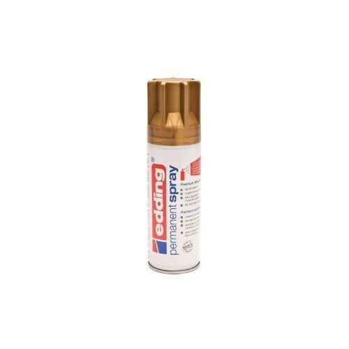 Edding Verfspuitbus Edding 5200 Permanent Spray Mat Rijkgoud