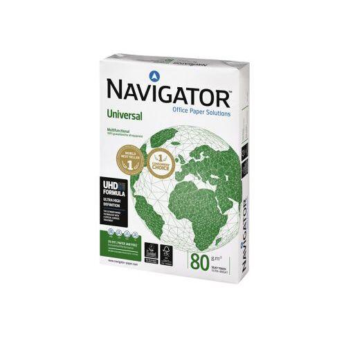 Navigator Kopieerpapier Navigator Universal A3 80 Gram Wit 500vel