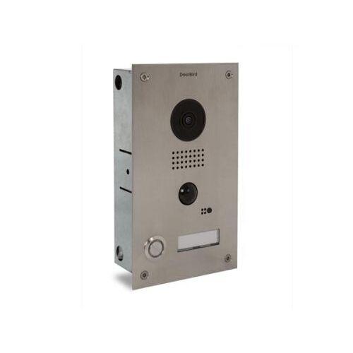 Perel Doorbird D202 Videofoon, Stainless Steel, Inbouw