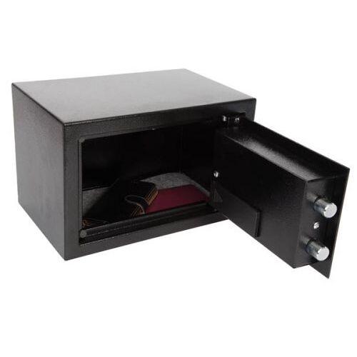 Perel Elektronische Kluis - 20 X 31 X 20 Cm