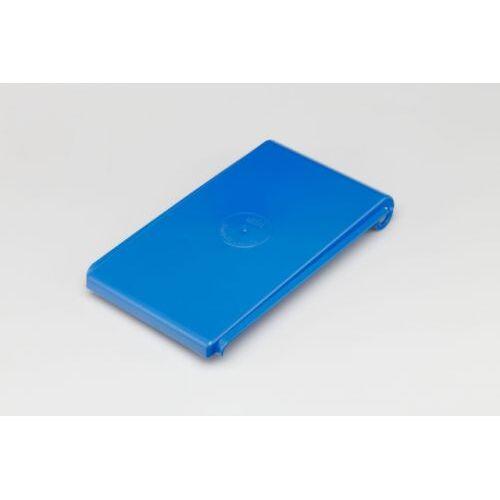 DiscountOffice Deksel Voor Afvalverzamelaar 40 Liter Blauw