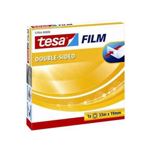 Tesa Dubbelzijdige Plakband Tesa Film 19mmx33m