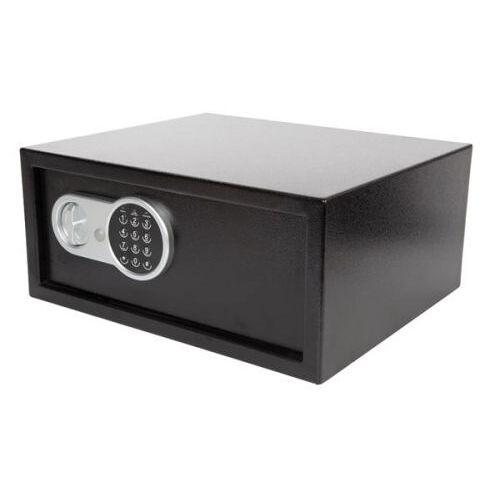Perel Elektronische Kluis - 19.5 X 43.2 X 31.5 Cm