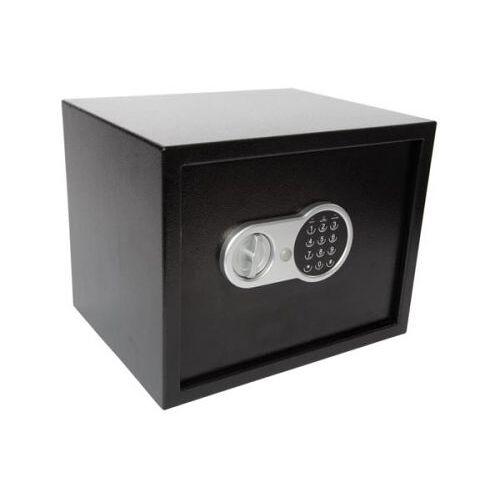 Perel Elektronische Kluis - 30 X 38 X 30 Cm