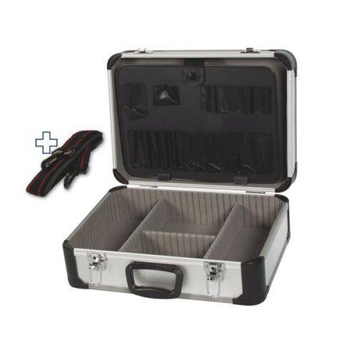 Perel Aluminium Gereedschapskoffer - 460 X 330 X 165 Mm