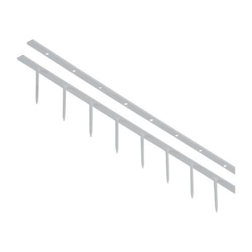 GBC Surebindstrip GBC 25mm 10-pins Wit