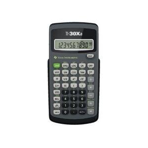 Texas Instruments Wetenschappelijke Rekenmachine Ti-30xa