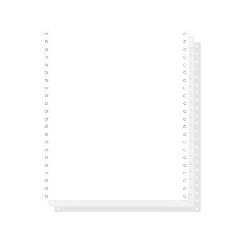 Exacompta Zelfkopiërend Listingpapier 240x11 Inch 3-voud Afscheurbare Caroll