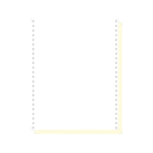 Exacompta Zelfkopiërend Listingpapier 240x12 Inch 2 Zijden 2-voud 1000 Vel