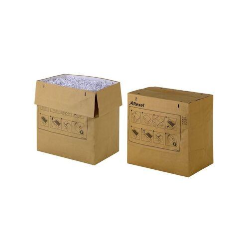 Rexel Recyclebare Afvalzakken Voor Papiervernietigers 115 Liter