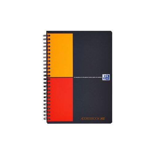 Oxford Adresboek Oxford International A5 72vel Met Alfabet