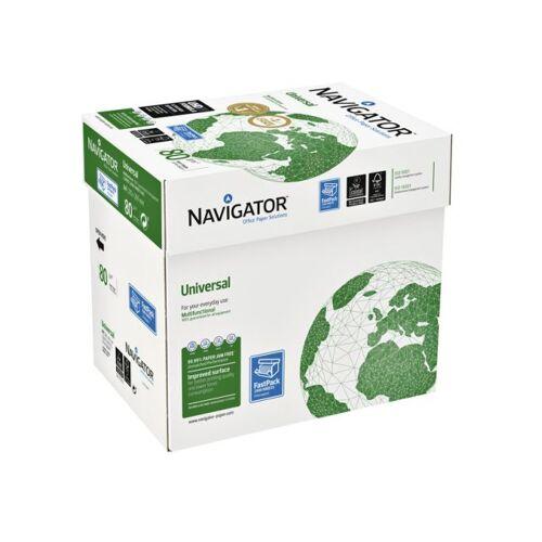 Navigator Kopieerpapier Navigator Universal Nonstop A4 80 Gram Wit