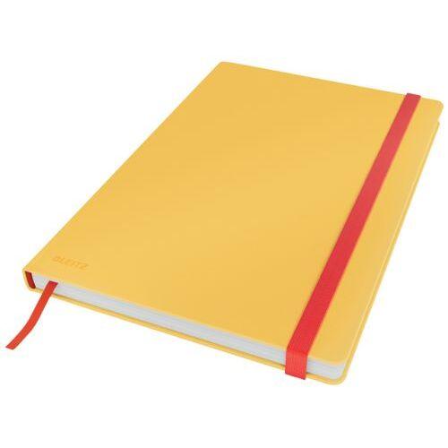 Leitz Notitieboek Leitz Cosy B5 Lijn Geel